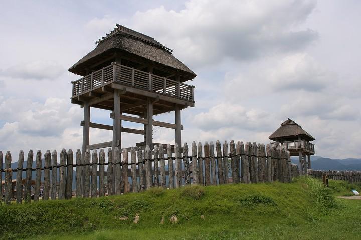 歴史を巡る旅吉野ヶ里遺跡